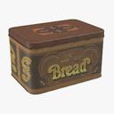 bread box 3D models