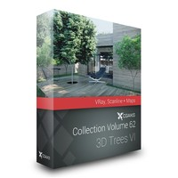 3ds max trees volume 62 vi