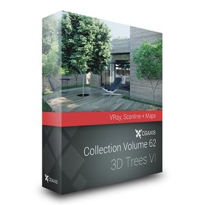 3ds max trees volume 62 vi