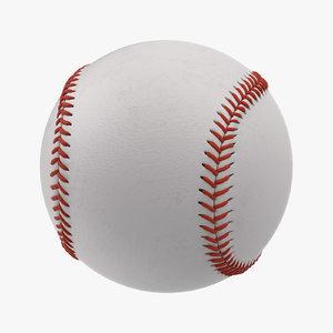 baseball base 3d obj