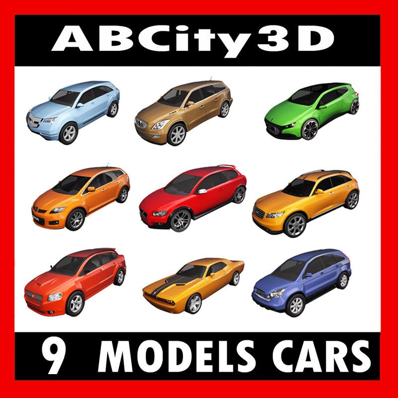 3d pack 9 1 model