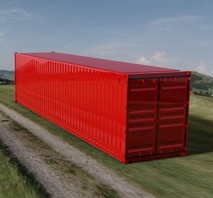 - 40ft iso shipping container dwg