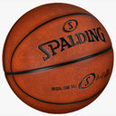 basketball 3D models