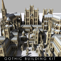 Gothic Building Kit