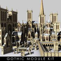 Gothic Module Kit