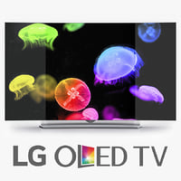 "LG Curved OLED 4K Smart TV 65"" Class 65EG9600 65EG960V"