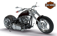 Harley Davidson Collection - Model 01