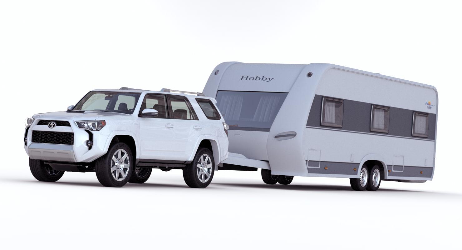max toyota 4runner hobby caravan. Black Bedroom Furniture Sets. Home Design Ideas