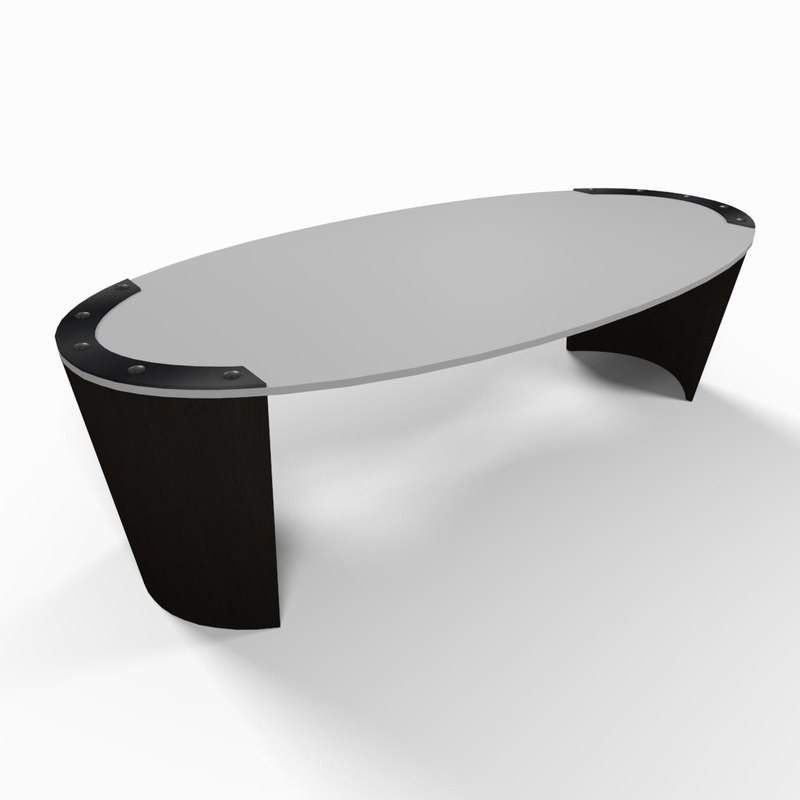 cocktail table 3d max