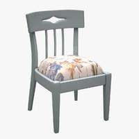 3d chair bsm