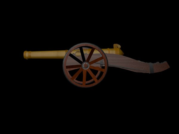 free c4d mode old cannon