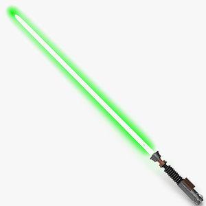 3ds star wars luke skywalker