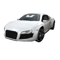 3ds r8 car sport