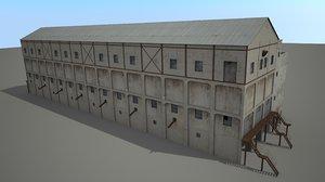 railway warehouse max
