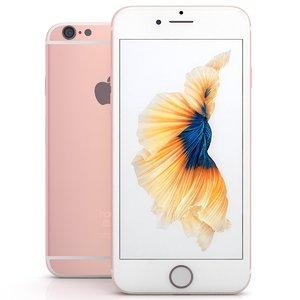 iphone 6s rose 3ds
