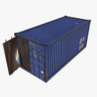container ready max