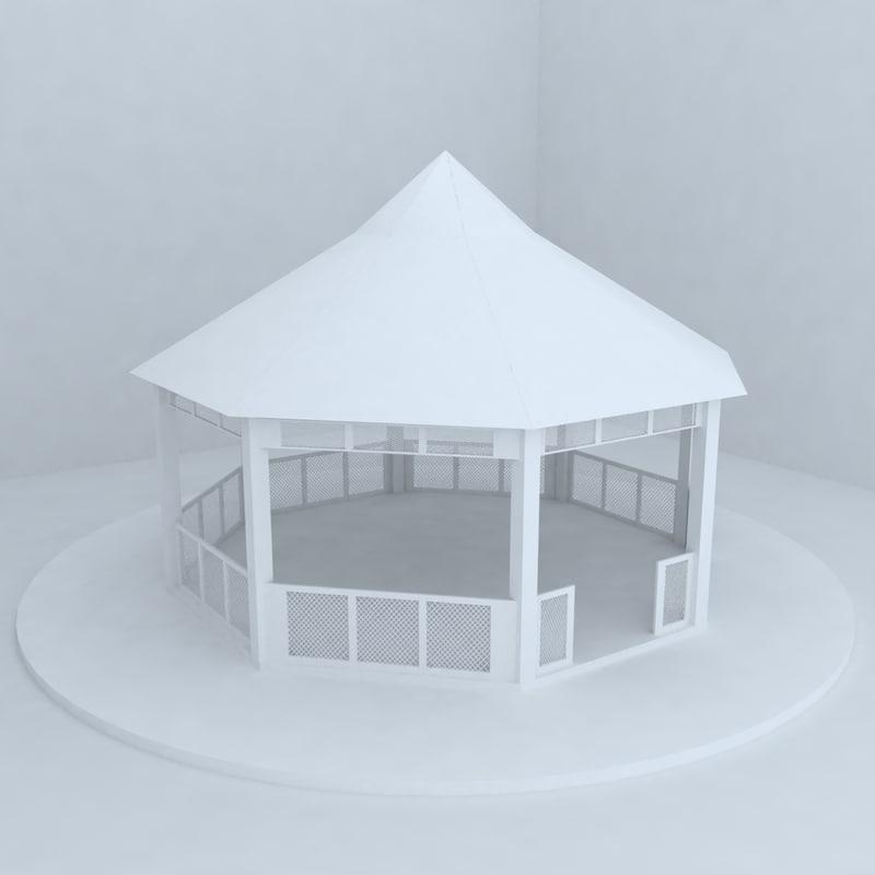 garden design 3d max