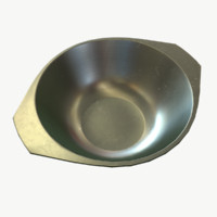 bowl obj