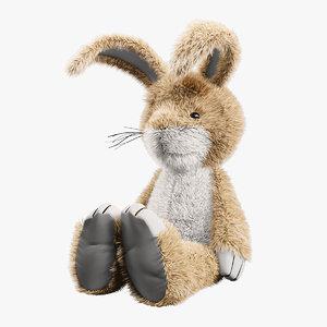 classic toy rabbit max