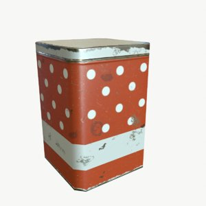 3d model box groats