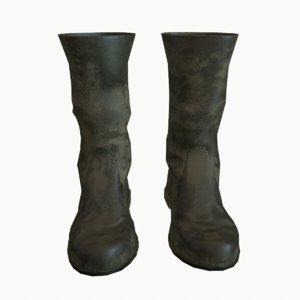 max tarpaulin boots