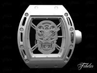 max tourbillon skull rm052