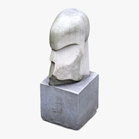 scan sculpture memori 3d dxf