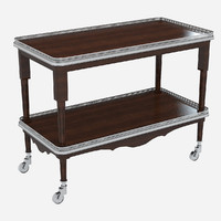 Ralph Lauren Fifth Drinks Trolley 8302-25