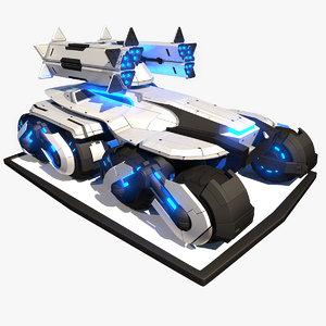 max sci apc tank