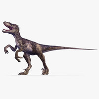 ma velociraptor animation