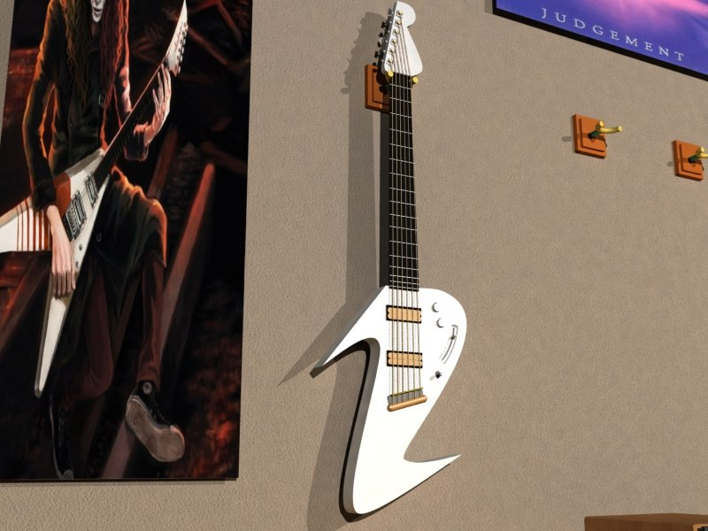 melody guitar electric max