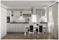 Classic style kitchen 4500x2650x2100(h)