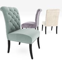 chair 01 3d fbx