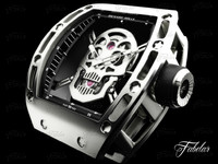 Tourbillon Skull RM052