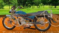maya motorbike blender