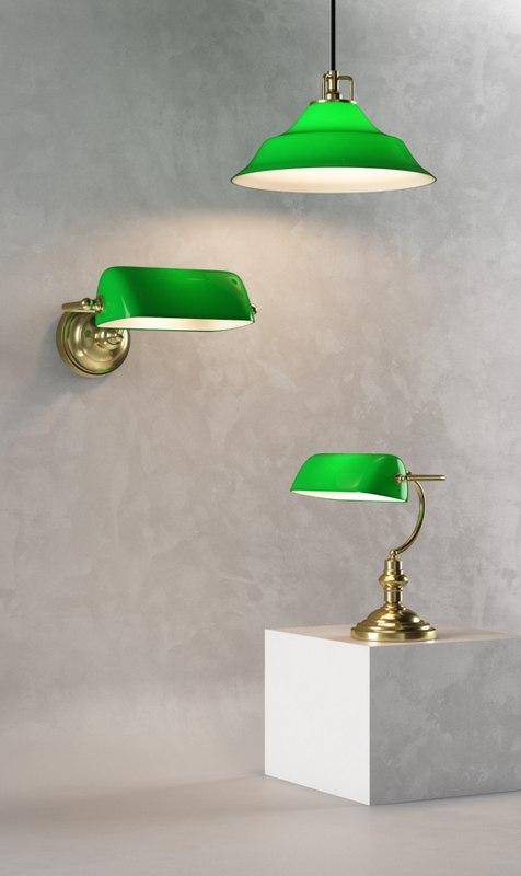 3d lamps