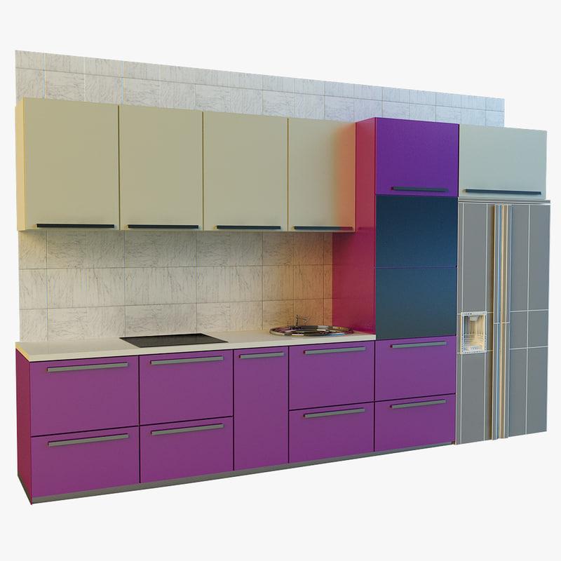 kitchen obj