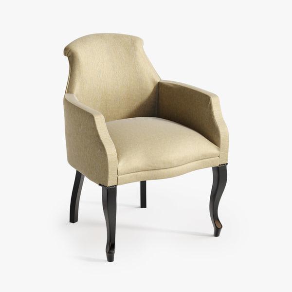 mis armchair madame u max