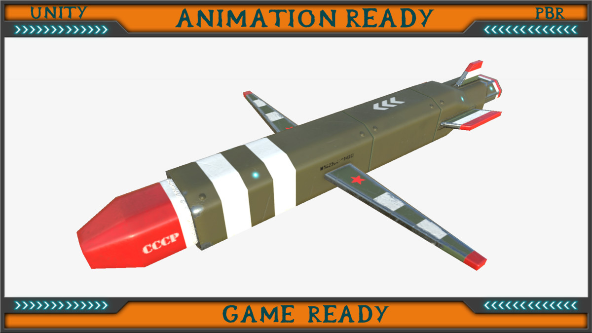 max solarflare cruise missile