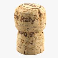 3d cork