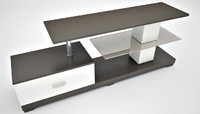 3d model tv table modern