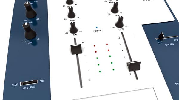 3d stanton mixer
