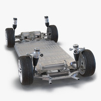 Tesla Model S Chassis 2
