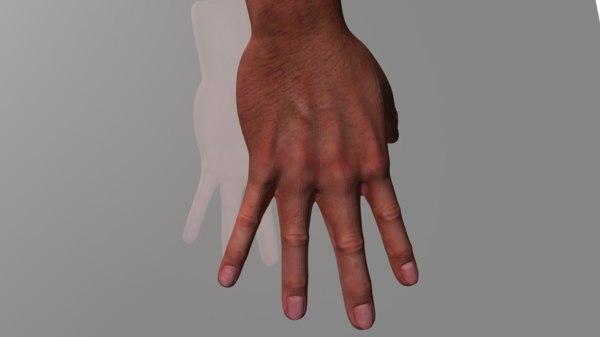 hand pro 3d model