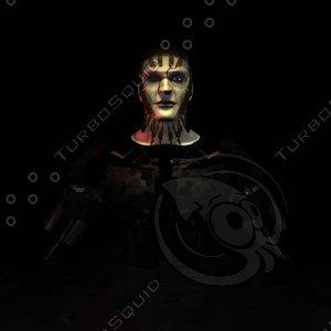 3d p2p armor bodypaint