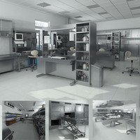 Big HD Anatomy Laboratory