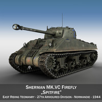 M4 Sherman MK VC Firefly