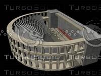 romans arena 3d ma