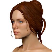 Female Eva Woman Color
