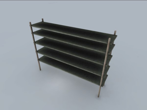 art shelf fbx free